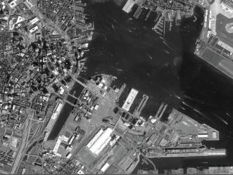Bostol Seaport_Aerial_view